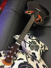 OVATION CE44-5 Celebrity Elite Mid Roundback black