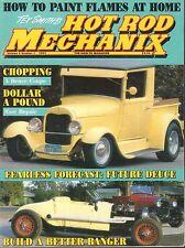 Hot Rod Mechanix Vol.5 No.1 1991 Deuce Coupe, Future Deuce 030117nonDBE