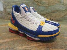 Nike Zoom Lebron XVI 16 SB SZ 9 SuperBron SuperMan James Watch PE NRG CD2451-100