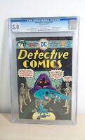 Detective Comics #452 CGC UG 5.0 VG/FN