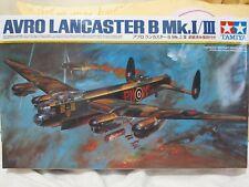 Tamiya 1/48 Avro Lancaster B Mk.I/III Model Air Plane Kit #61112