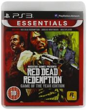 PS3 Red Dead Redemption - Game of the Year Essentials Edition