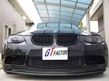 NEW FOR BMW E90 E91 E92 E93 M3 ONLY CARBON FRONT LIP SPOILER GTS STYLE