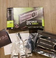 EVGA GEFORCE GTX 1080 TI GAMING 11GB GDDR5X DX12 OSD SUPPORT (PXOC) GRAPHIC CARD