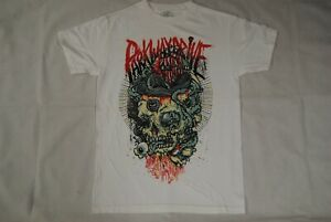 PARKWAY DRIVE SHIPWRECKED BONES T SHIRT NEW OFFICIAL ATLAS IRE REVERENCE