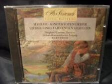 Mahler - Kindertotenlieder / Lieder Eines Fahrenden Gesellen -Kurt Masur/Lorenz