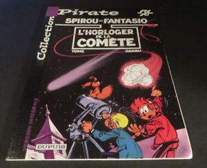 SPIROU ET FANTASIO NO.36 1986  FRENCH EURO  COMIC BOOK FRENCH TPB