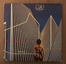YES Going For The One UK/German Pressed Vinyl LP EXCELLENT CONDITION B