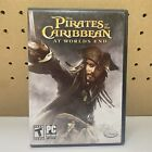 Pirates Of The Caribbean: At World's End (pc, 2007) Computer Game Dvd Rom