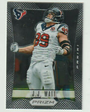 J.J. WATT Texans 2012 Panini Prizm #77 FIRST YEAR PRIZM Mint / 3 Available HOT