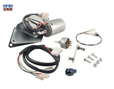 1956 - 1960  FORD TRUCK 12-V 2 SPEED WIPER MOTOR KIT WITH SWITCH F100 F250 USA