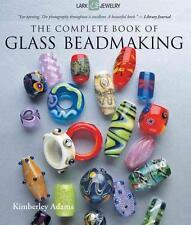 Adams-Book Of Glass Bead Making BOOK NEU