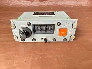Tornado TACAN Control Unit type AA27702-4