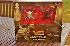 DRONES BATTLE FIGHTING DRONES 2 DRONES WHICH FIGHT EACH OTHER WITH LASER BEAMS