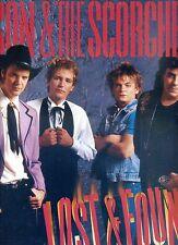 JASON AND THE SCORCHERS lost & found GERMAN 1985  EX LP