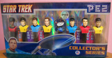 STAR TREK Collector's Series PEZ Set in Box 2008 - 8 Dispensers Limited Edition