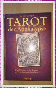 Tarot der Apokalypse Buch & Karten Gabriele Quinque