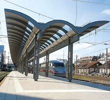 FALLER 120193 H0 ICE-Bahnsteige, 634 x 94 x 63 mm NEU&OVP