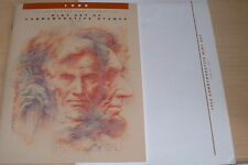 USPS Mint Set of Commemorative Stamps Set 1986 with Collector Folder