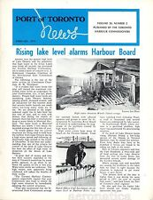 PORT of TORONTO News Magazine - February 1973