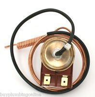 Worcester Manual Reset Limit Thermostat 87161078710
