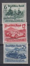 DR Deutsches Reich 695-697 **