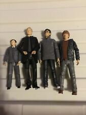 Harry Potter Figures X 4 Draco Ron Harry Tom Riddle (8)