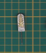 vánoční strom republiky Christmas tree czechoslovakia - stick pin badge