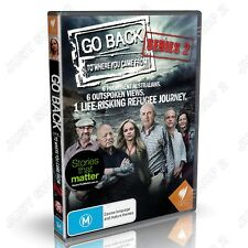 Go Back To Where You Came From Series 2 :  TV Series : New DVD
