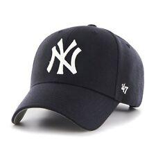 New York Yankees '47 Brand Navy Blue Adjustable MVP Hat
