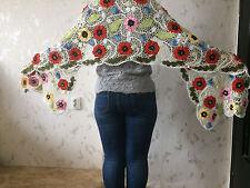 Irish crochet lace wrap...