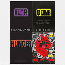 Gone Series 3 Books Collection and World Book Set By Michael Grant Fear,Gone