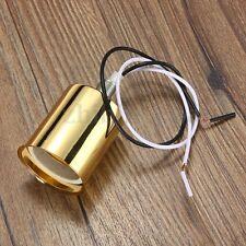 E27/E26 Retro Vintage Edison Screw Bulb Hang Pendant Lamp Holder Light Socket