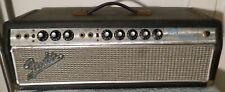 Vintage Fender Band-Master Tube Guitar Amplifier AB763 Bandmaster
