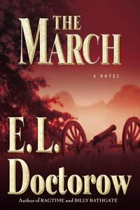The March by E. L. Doctorow (2005, Hardcover)