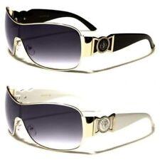 Gafas de sol de mujer diseñadores de metal