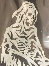 reaper with scythe Mylar stencil reusable for Airbrush design art & craft