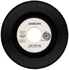 """Casualiars """"SOLO PER TE C/W questa è una media World"""" Northern Soul ascolta!"""