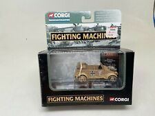 CORGI FIGHTING MACHINES-KUEBELWAGON,AFRIKA KORPS-CS90080-2002