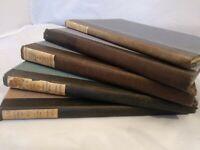 Set Of 5 Harpers  Books Edna St. Vincent Millay Collectors Set-FIGS/FATAL/HARP++