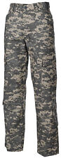 US ACU AT Digital Feldhose Army UCP Digi camo Rip Stop pants trousers Hose Small