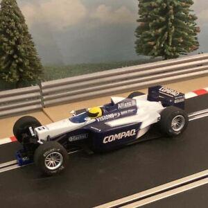 Scalextric 1:32 Car - C2334 Formula One - Williams F1 BMW FW20 Compaq #5 #WV
