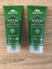 Ayumi Neem Body Scrub 2 X 200ml
