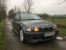 BMW 330ci m sport coupe (spares repair project)