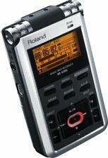 ROLAND R-05 WAVE/MP3 SD PORTABLE AUDIO SOUND RECORDER 24BIT 96KHZ