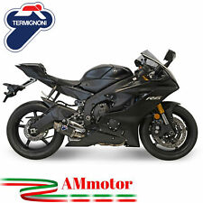 Exhaust Muffler Termignoni Yamaha R6 2019 Slip-On Gp Carbon Motorcycle Racing