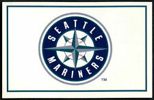 Seattle Mariners #148 Panini Major League Baseball 1995 Sticker (C348)