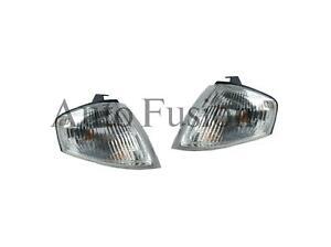 Corner Lights Pair For Mazda 323 Bj 1998-2001