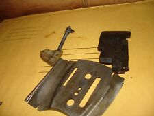 Husqvarna 365 special bar tensioner chain guide shield chainsaw part