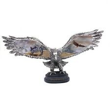 The Bradford Exchange Wings Of Freedom Eagle Collectible Motorcycle Usa